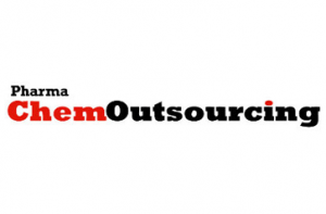 Pharma ChemOutsourcing Logo